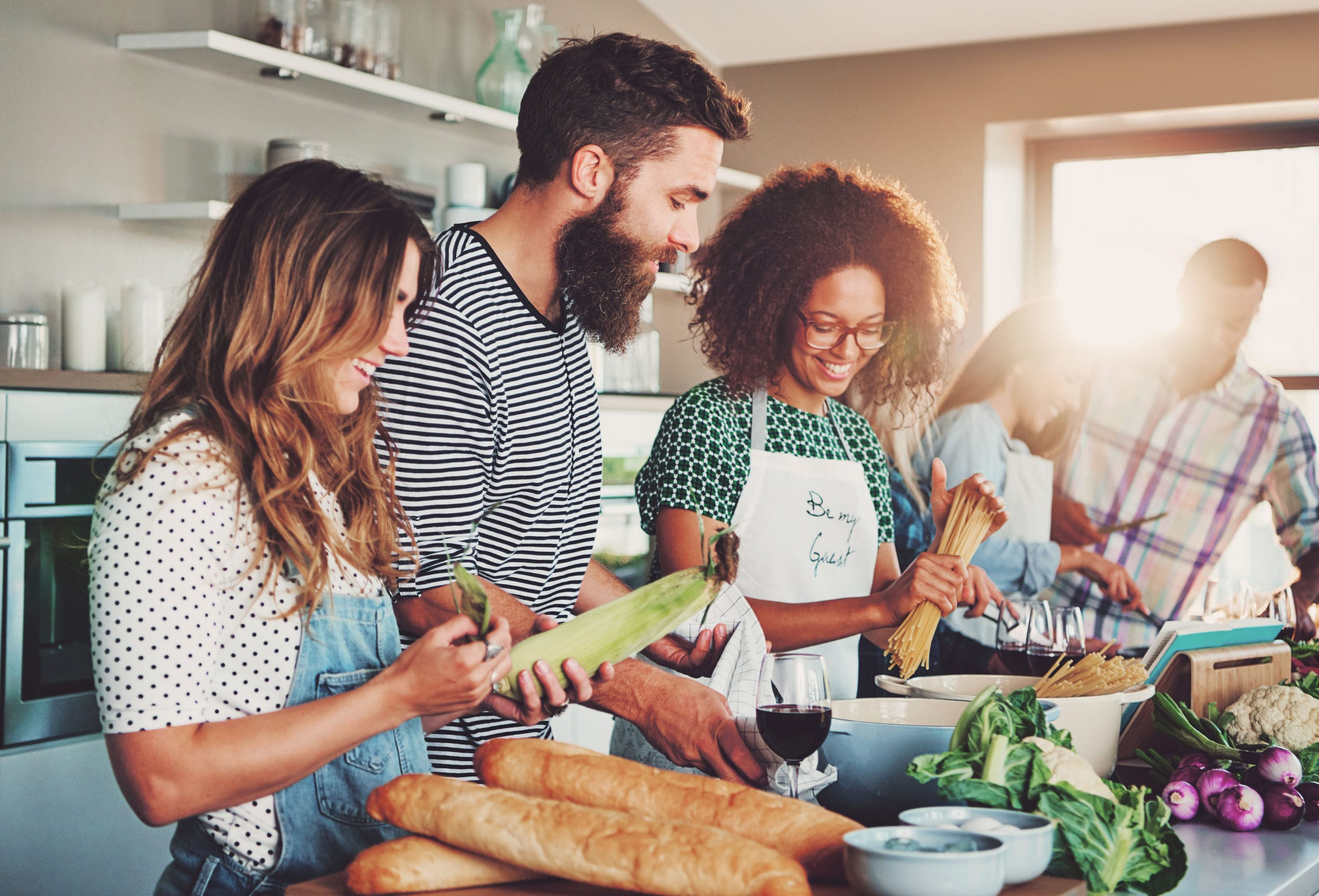 11 Tips for Throwing a Cooking Party In 2021