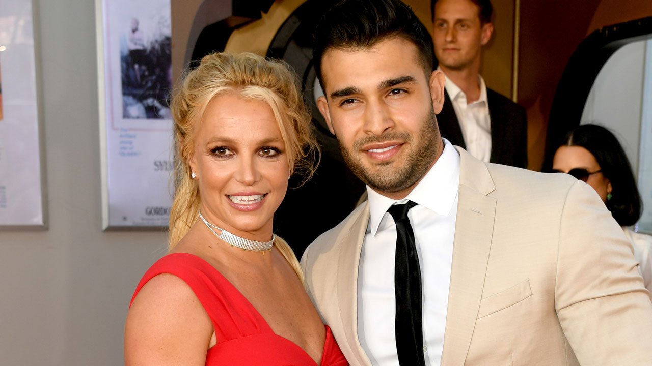 Britney Spears: She's Engaged!