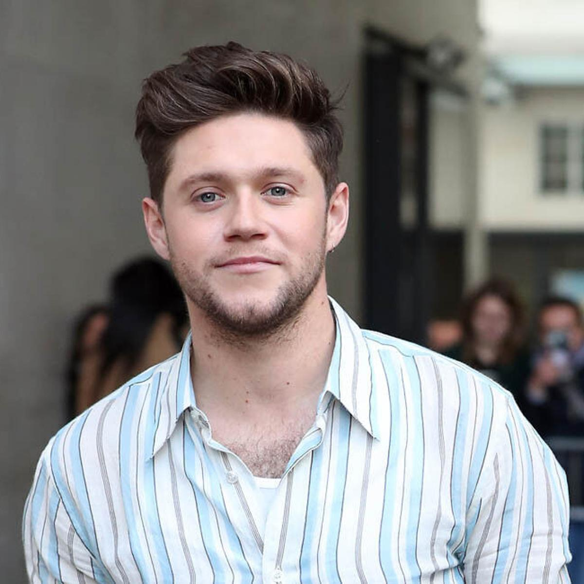 Niall Horan He Appears In Public For The First Time With His Girlfriend