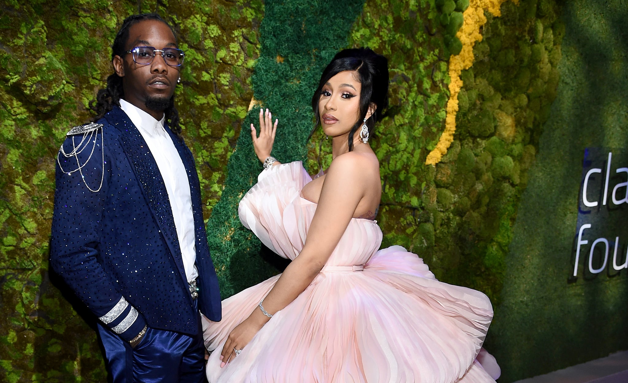Cardi B and Offset:Rapper Shares Cute Baby Picture From The Hospital