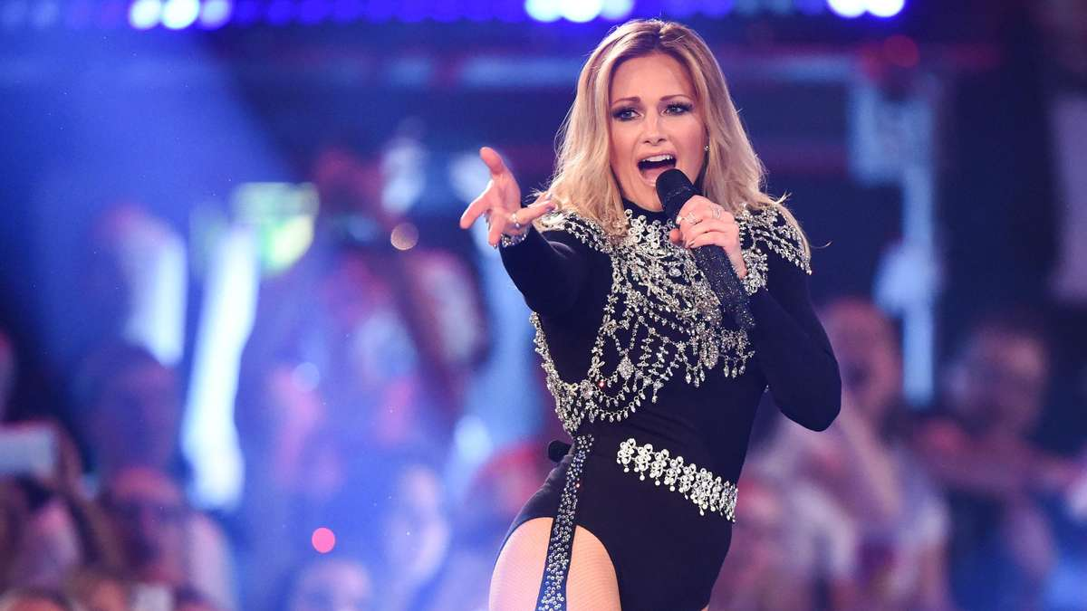 Helene Fischer: She Has A Real Luxury Problem!