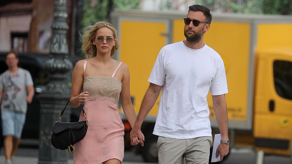 Jennifer Lawrence: The Actress Is Pregnant!