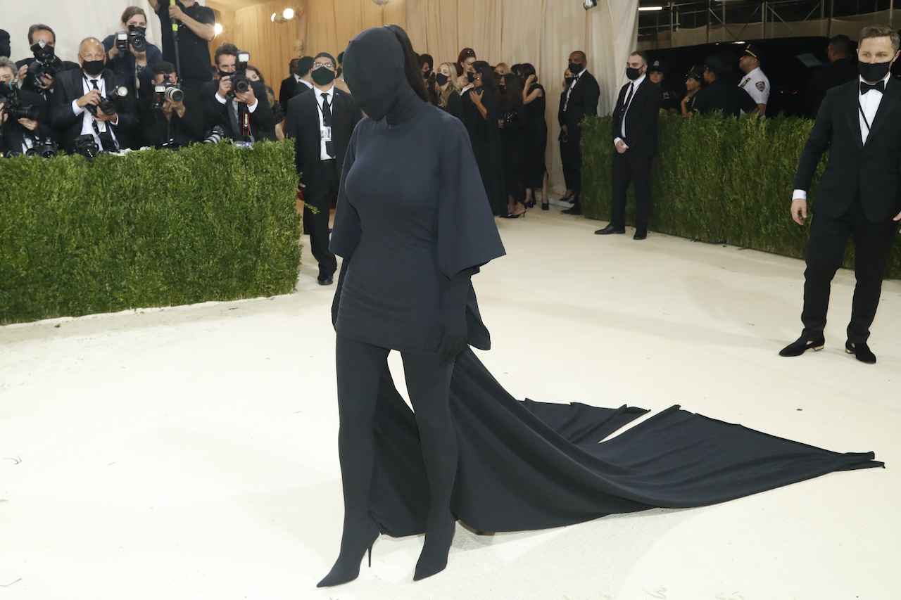 Kim Kardashian The Eye-Catcher Of The Evening: The Hottest Outfit At The Met Gala