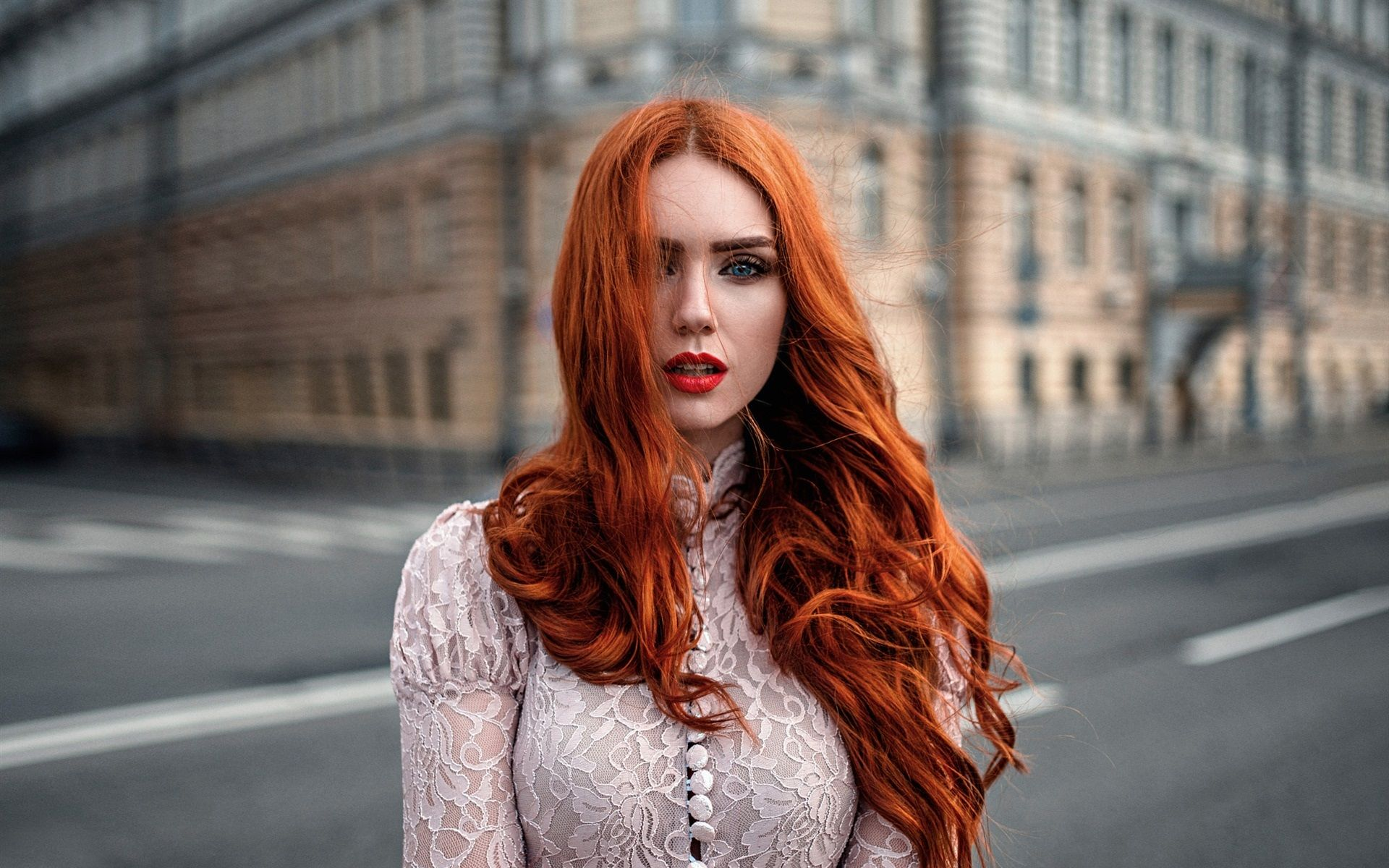 What Are The Most Beautiful Shades Of Red Hair?