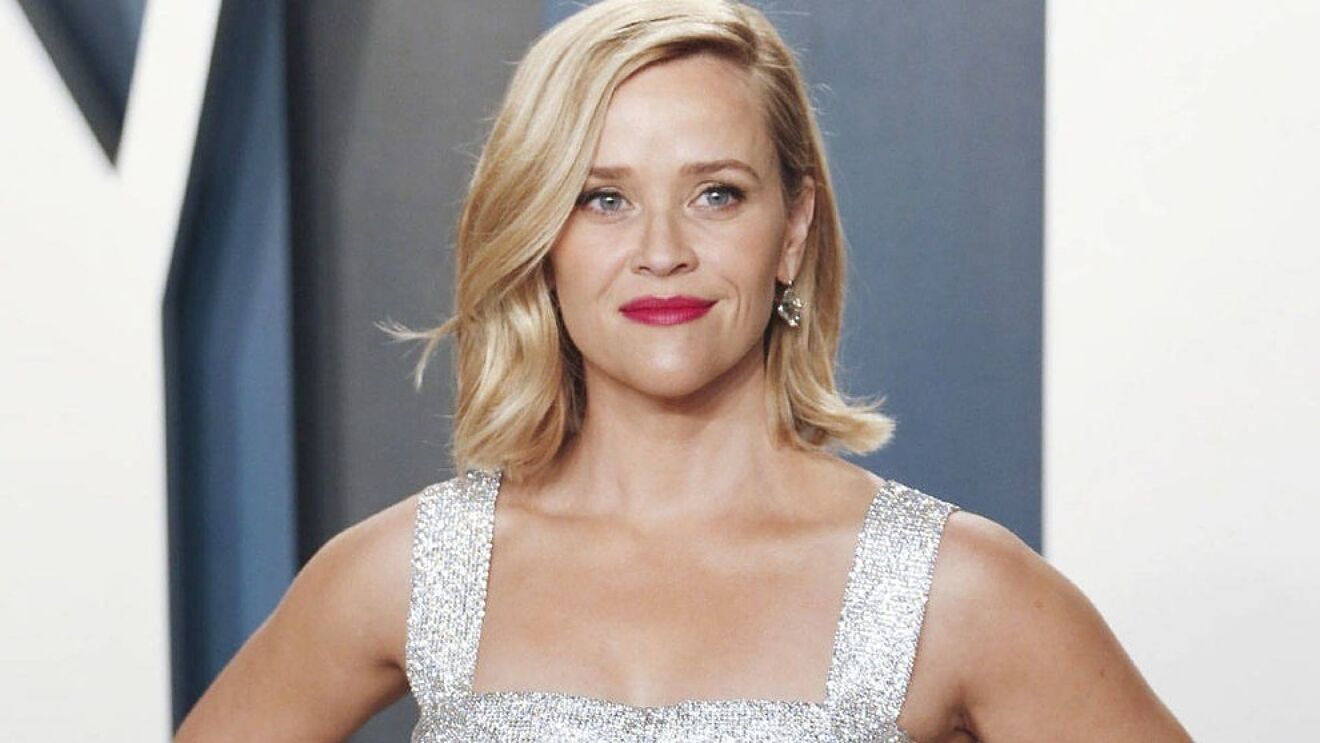 Reese Witherspoon In The Red Two-Piece It Becomes An Eye-Catcher