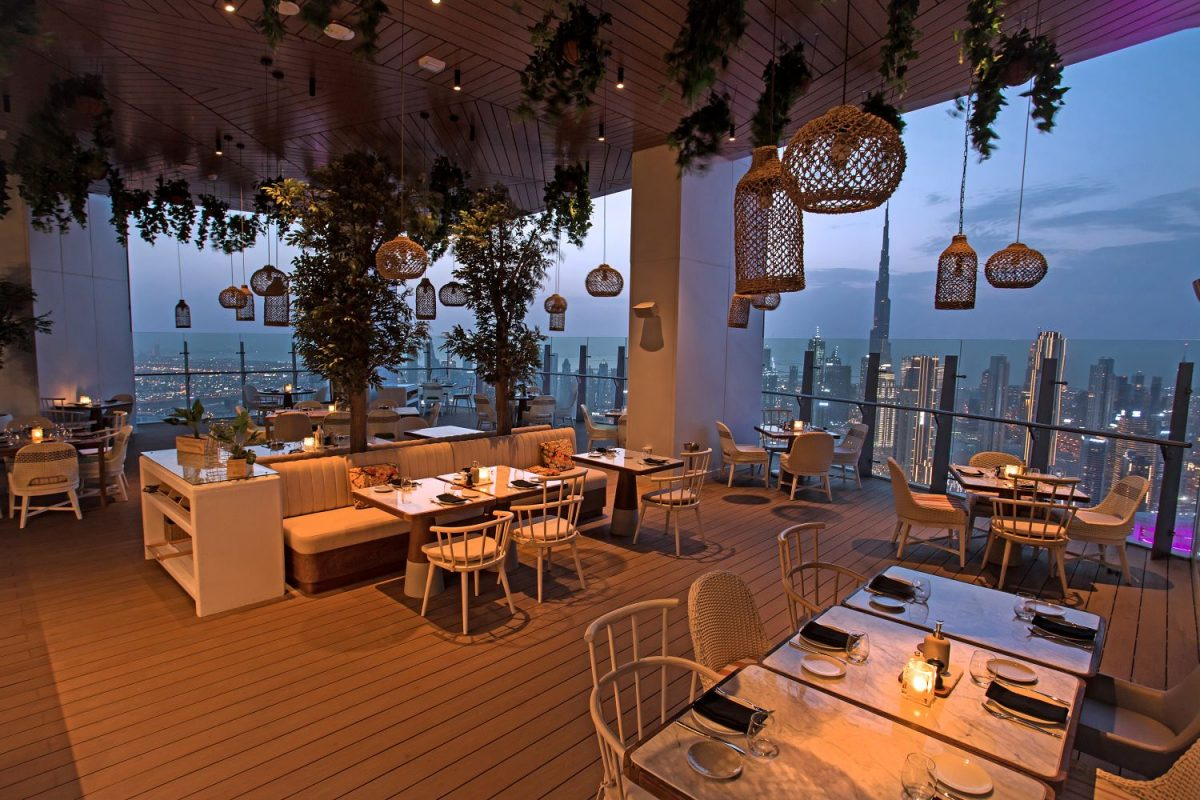 What Is The Most Famous Restaurant In Israel?