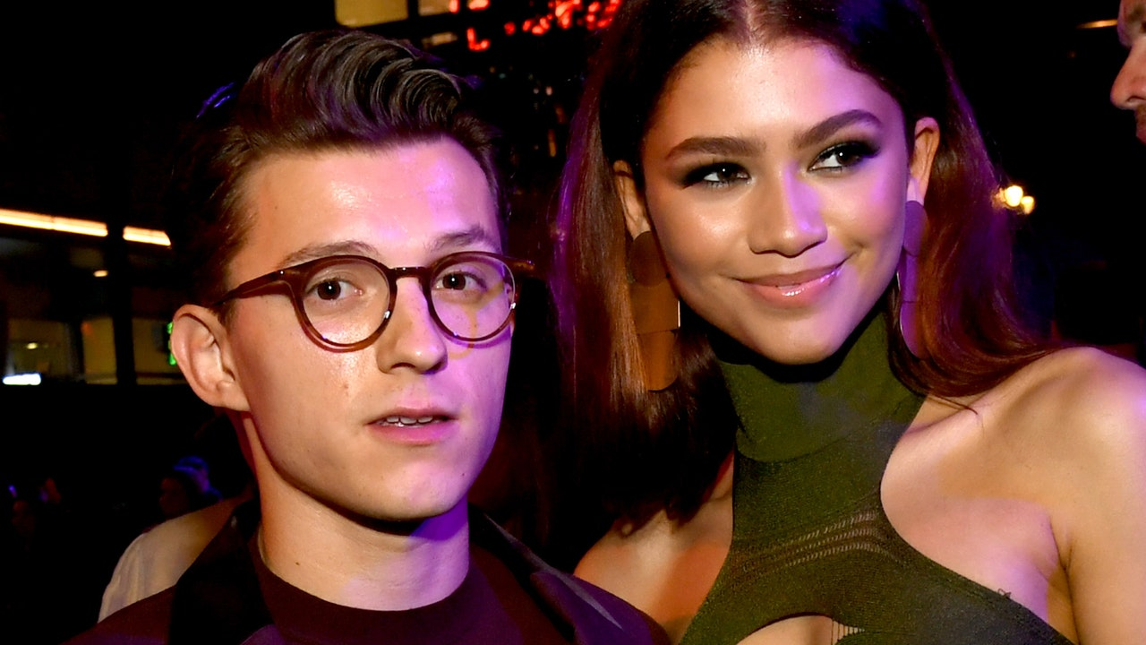 Zendaya & Tom Holland That's What She Says About Their Relationship